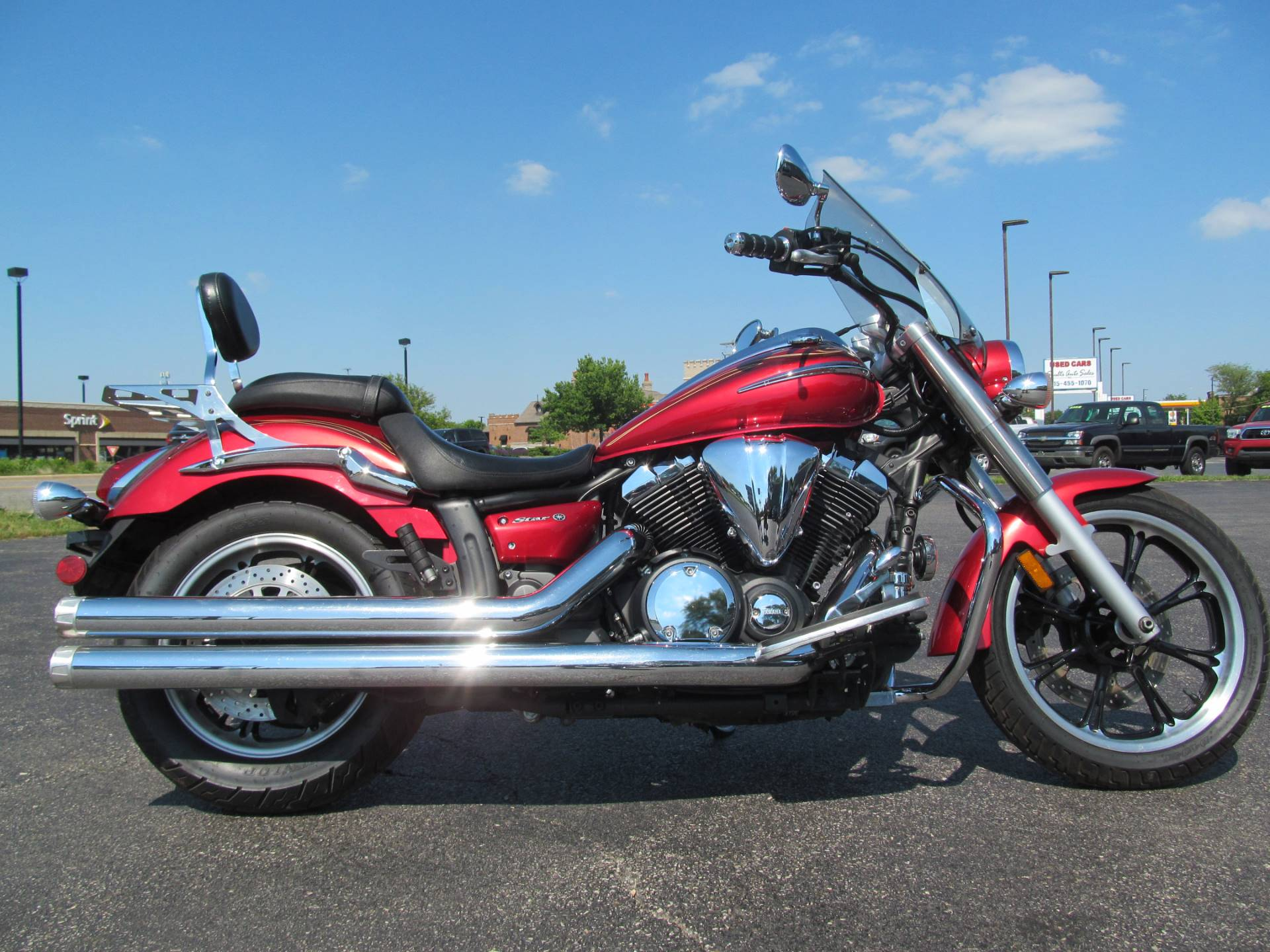 2009 Yamaha V Star 950 in Crystal Lake, Illinois - Photo 1