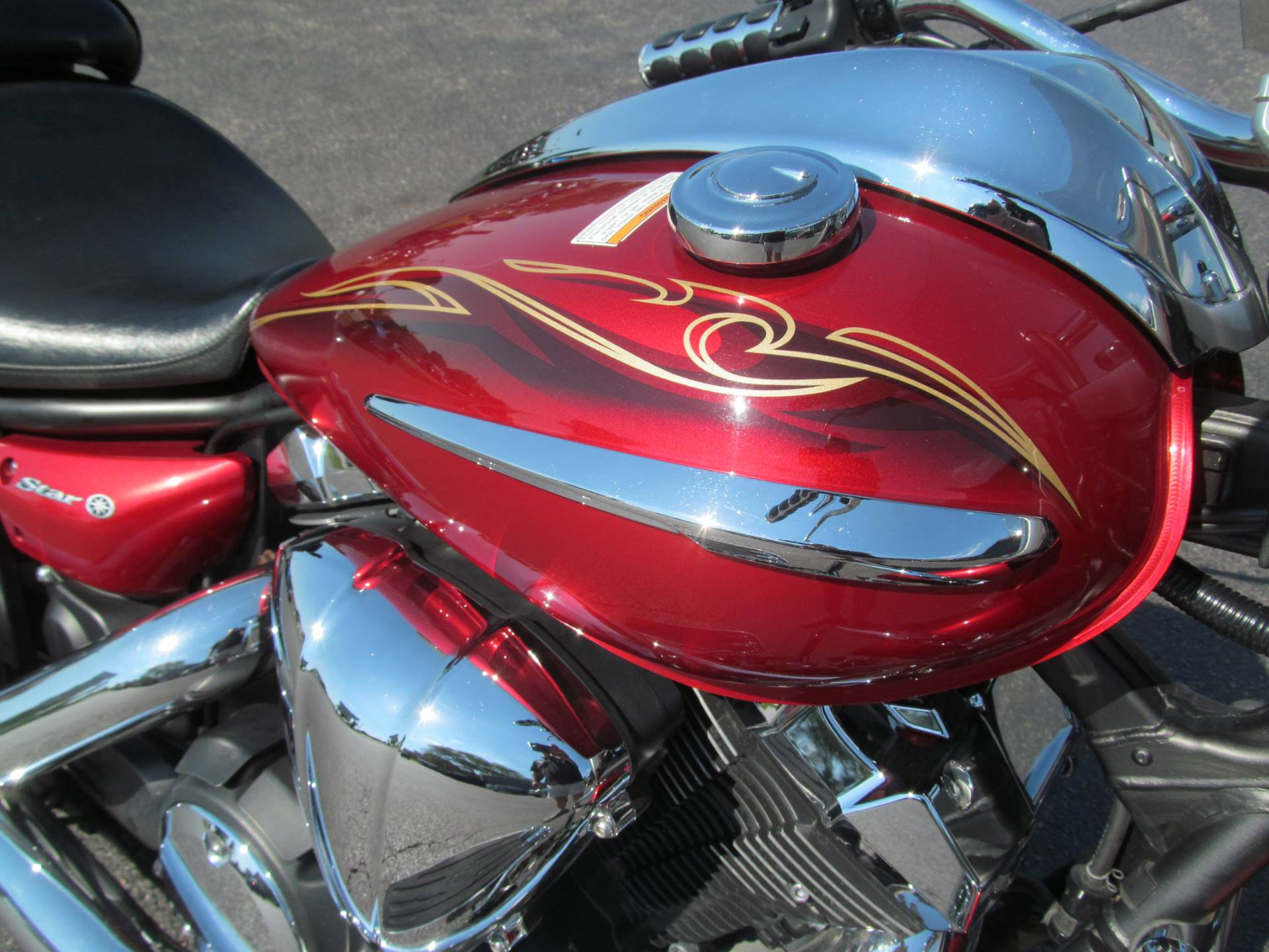 2009 Yamaha V Star 950 in Crystal Lake, Illinois - Photo 8