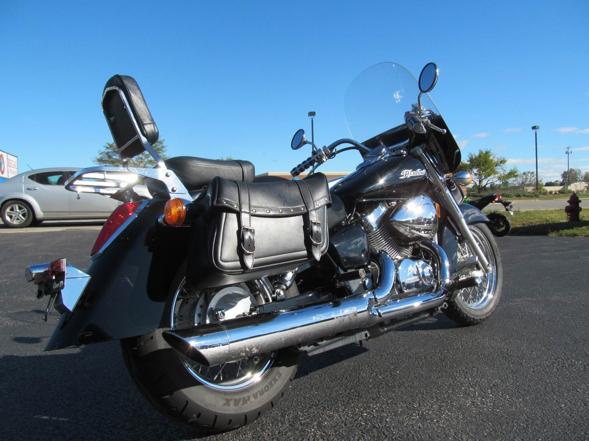2007 Honda Shadow Aero® in Crystal Lake, Illinois