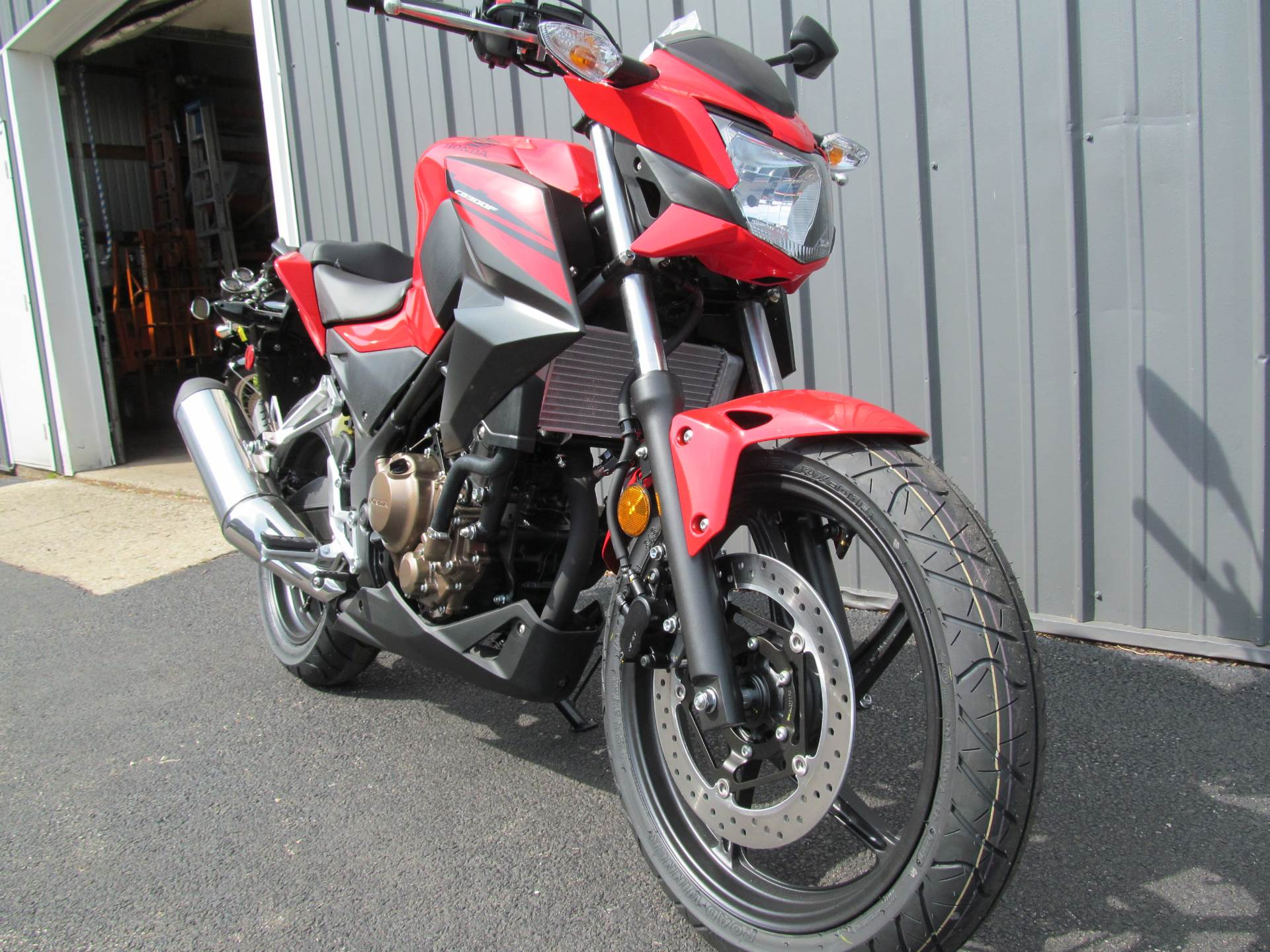 2017 Honda CB300F in Crystal Lake, Illinois