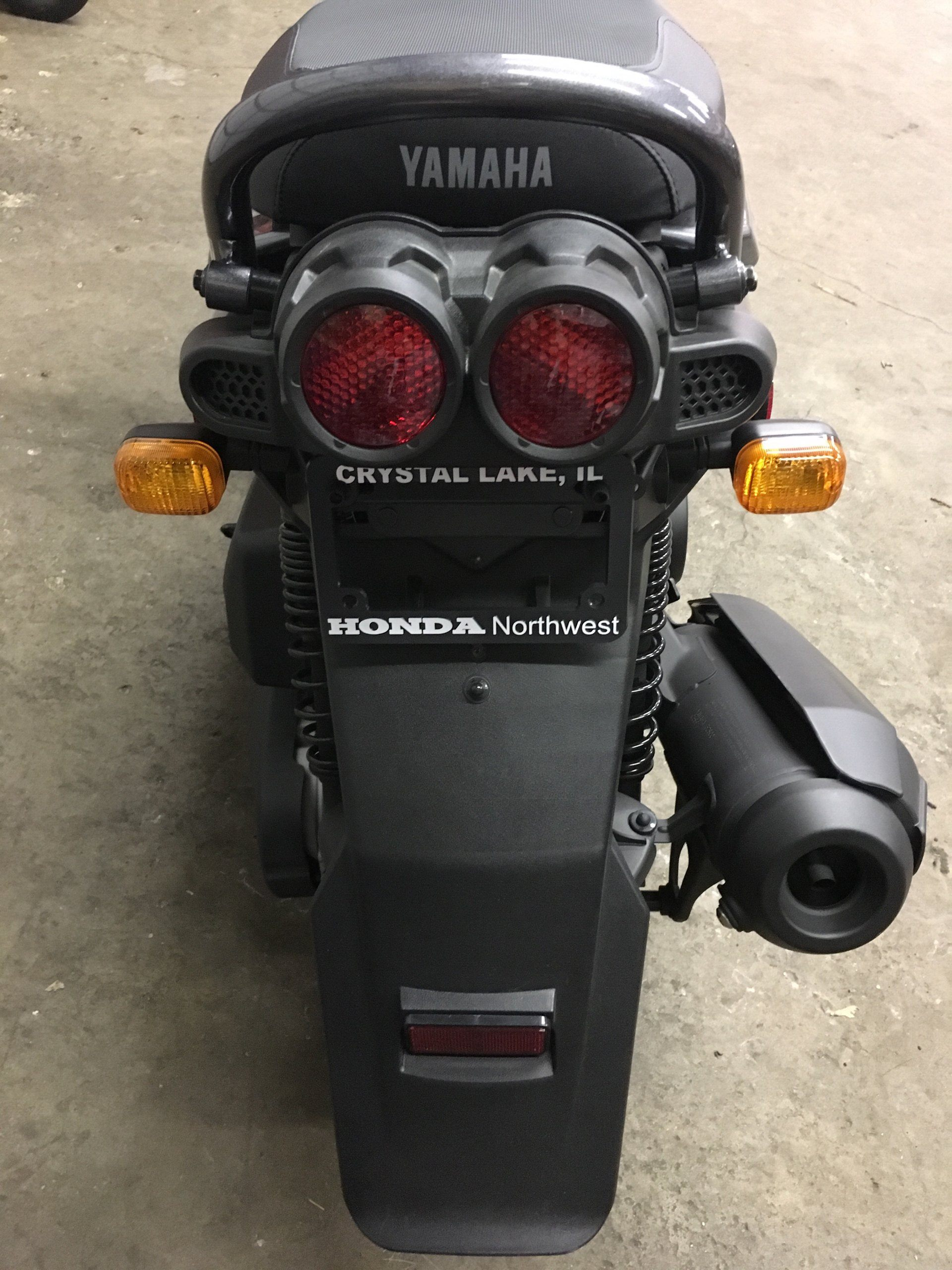 2015 Yamaha Zuma 125 in Crystal Lake, Illinois