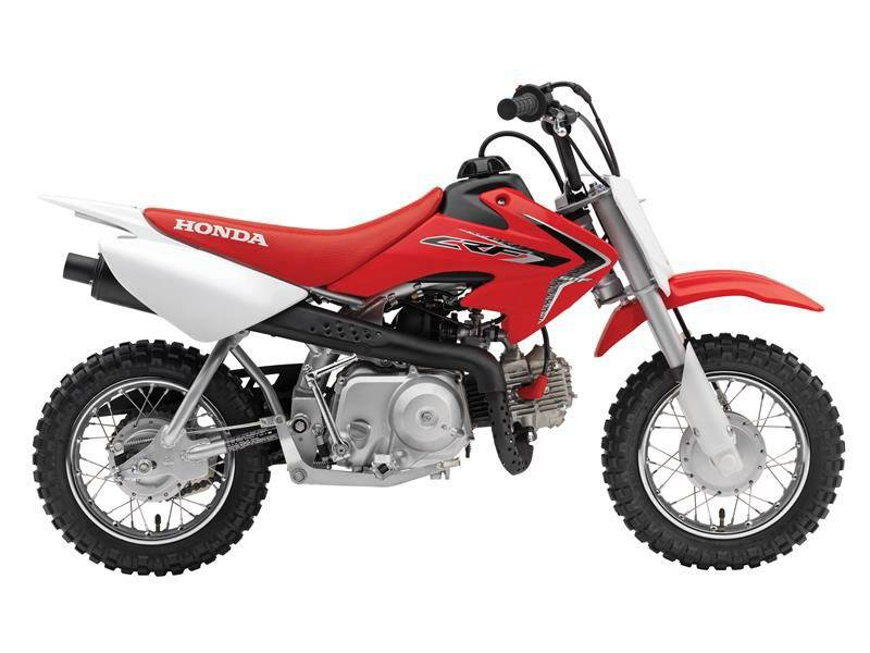 2016 Honda CRF50F in Crystal Lake, Illinois