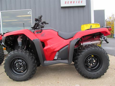 2019 Honda FourTrax Rancher 4x4 ES in Crystal Lake, Illinois