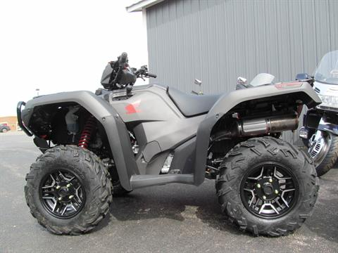 2017 Honda FourTrax Foreman Rubicon 4x4 DCT EPS Deluxe in Crystal Lake, Illinois