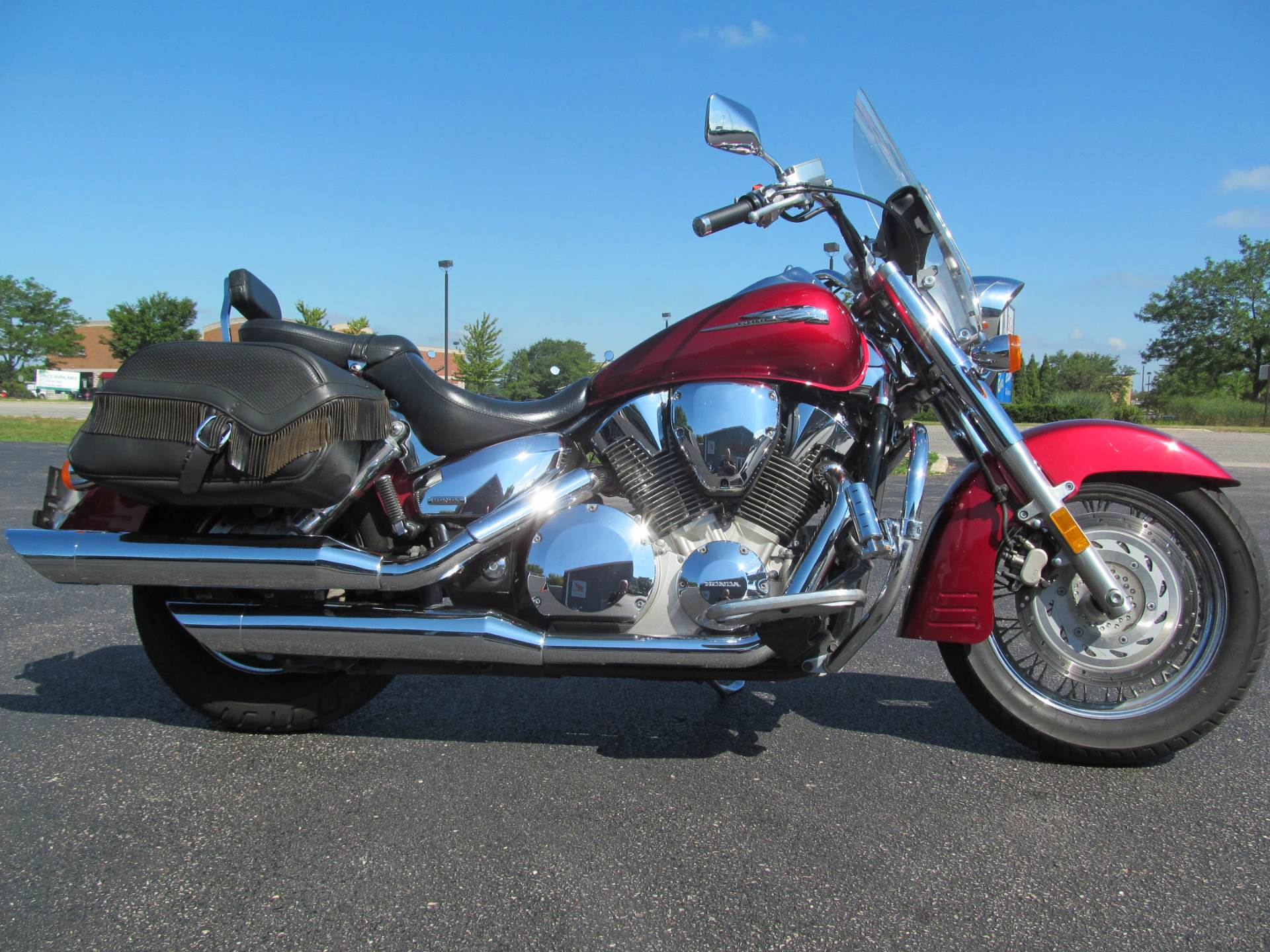 2003 Honda VTX 1300S in Crystal Lake, Illinois - Photo 1