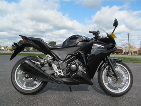 2012 Honda CBR®250R in Crystal Lake, Illinois - Photo 1