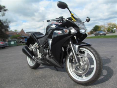 2012 Honda CBR®250R in Crystal Lake, Illinois - Photo 4