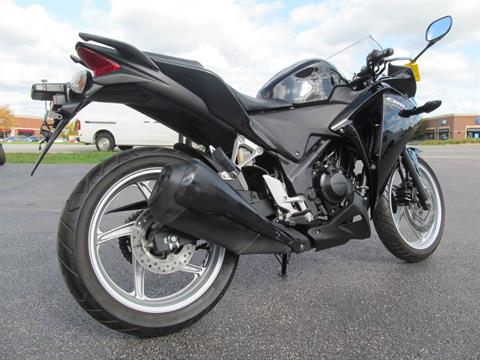 2012 Honda CBR®250R in Crystal Lake, Illinois - Photo 5