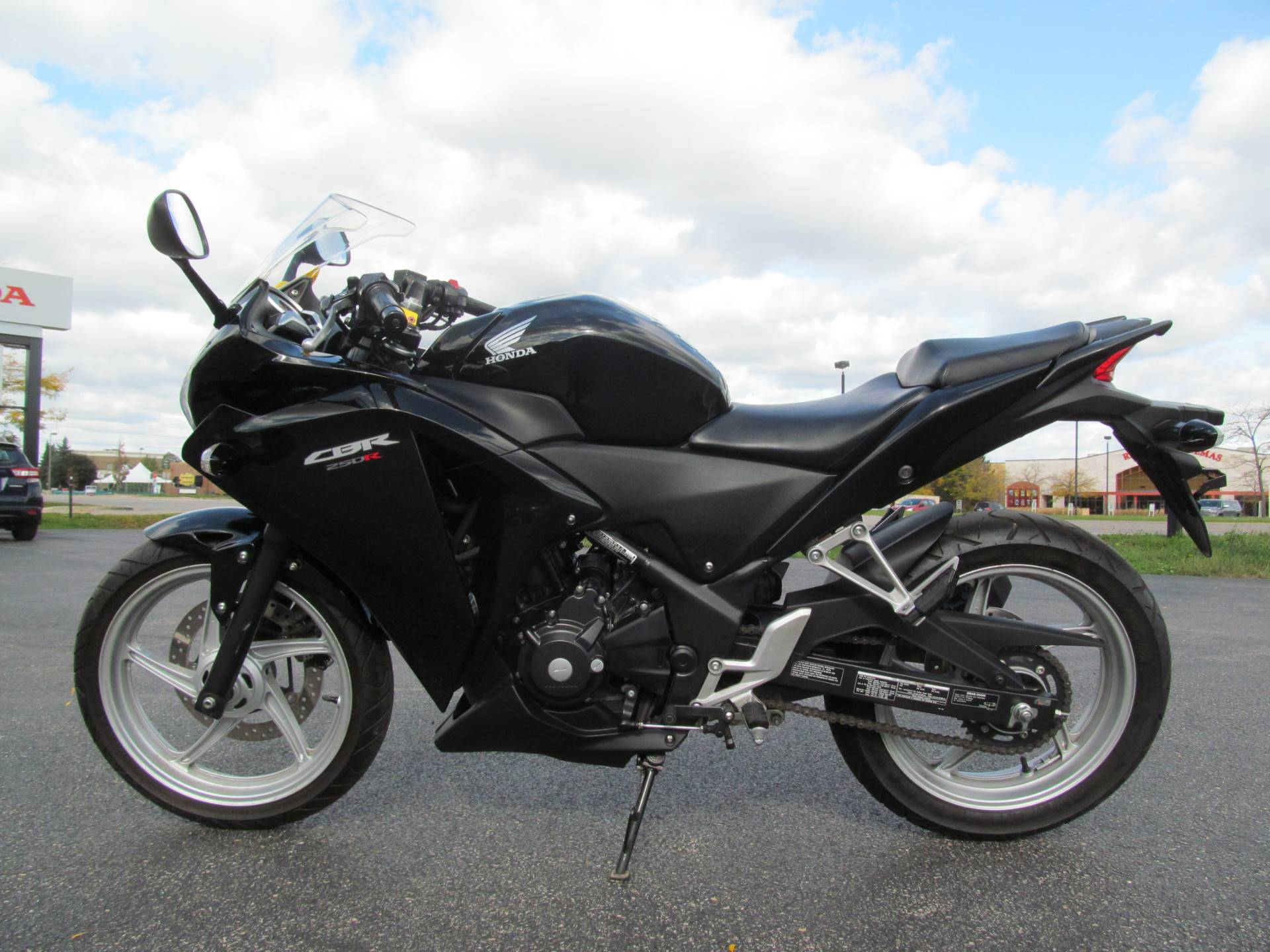 2012 Honda CBR®250R in Crystal Lake, Illinois - Photo 2