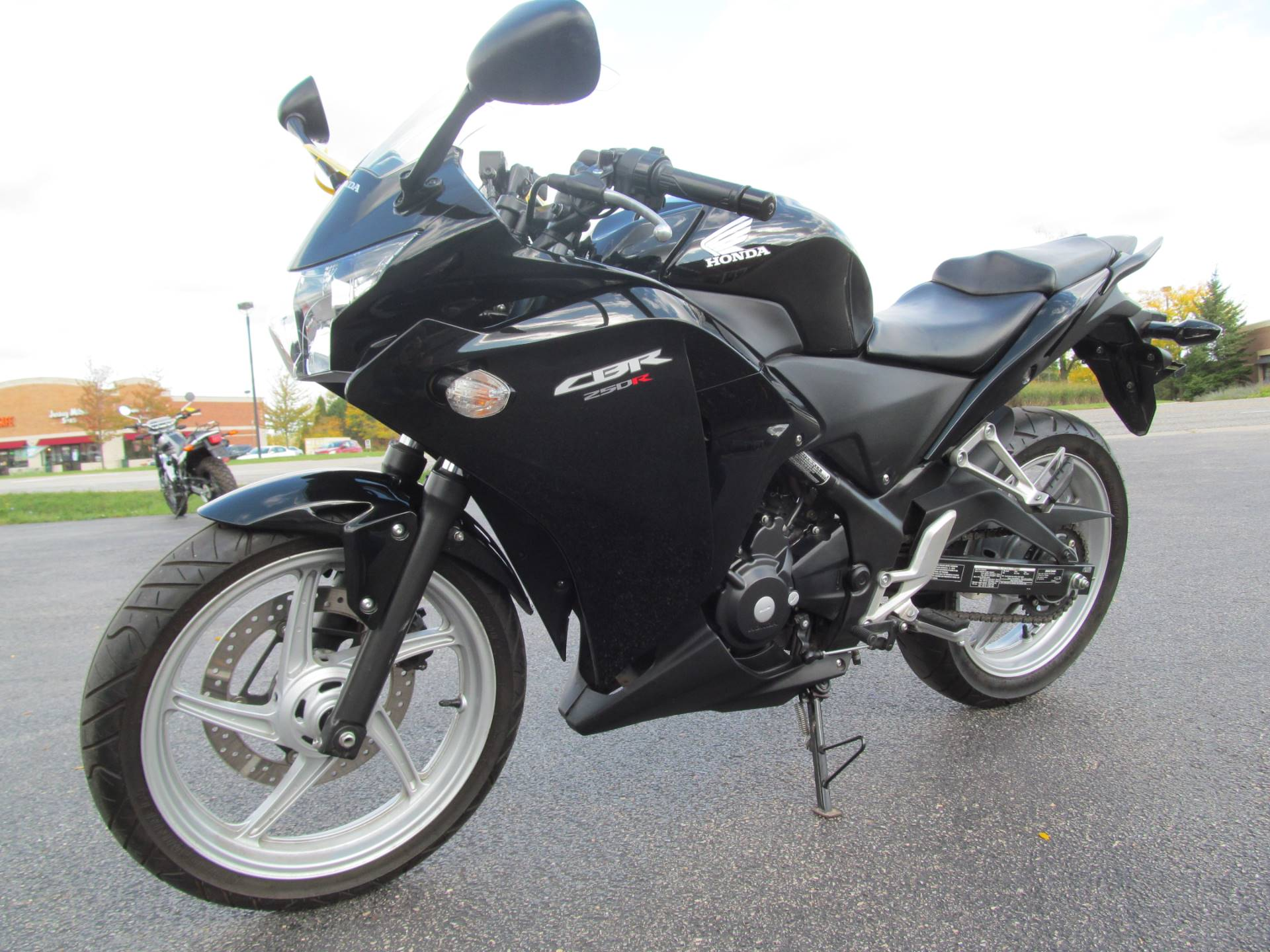 2012 Honda CBR®250R in Crystal Lake, Illinois - Photo 3