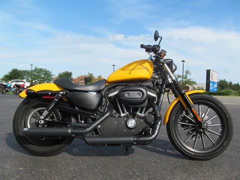 2011 Harley-Davidson Sportster® Iron 883™ in Crystal Lake, Illinois