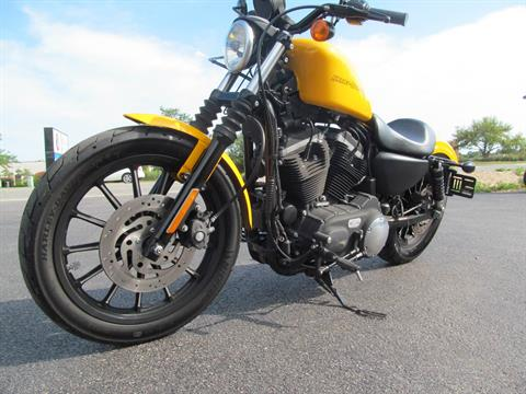 2011 Harley-Davidson Sportster® Iron 883™ in Crystal Lake, Illinois - Photo 4