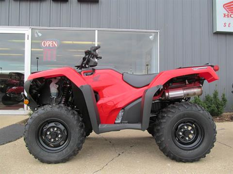 2019 Honda FourTrax Rancher 4x4 DCT IRS in Crystal Lake, Illinois