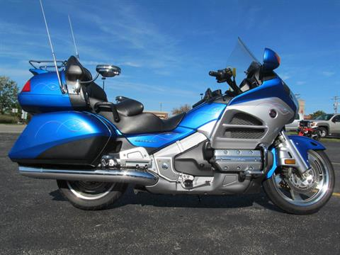 2012 Honda Gold Wing® Audio Comfort in Crystal Lake, Illinois