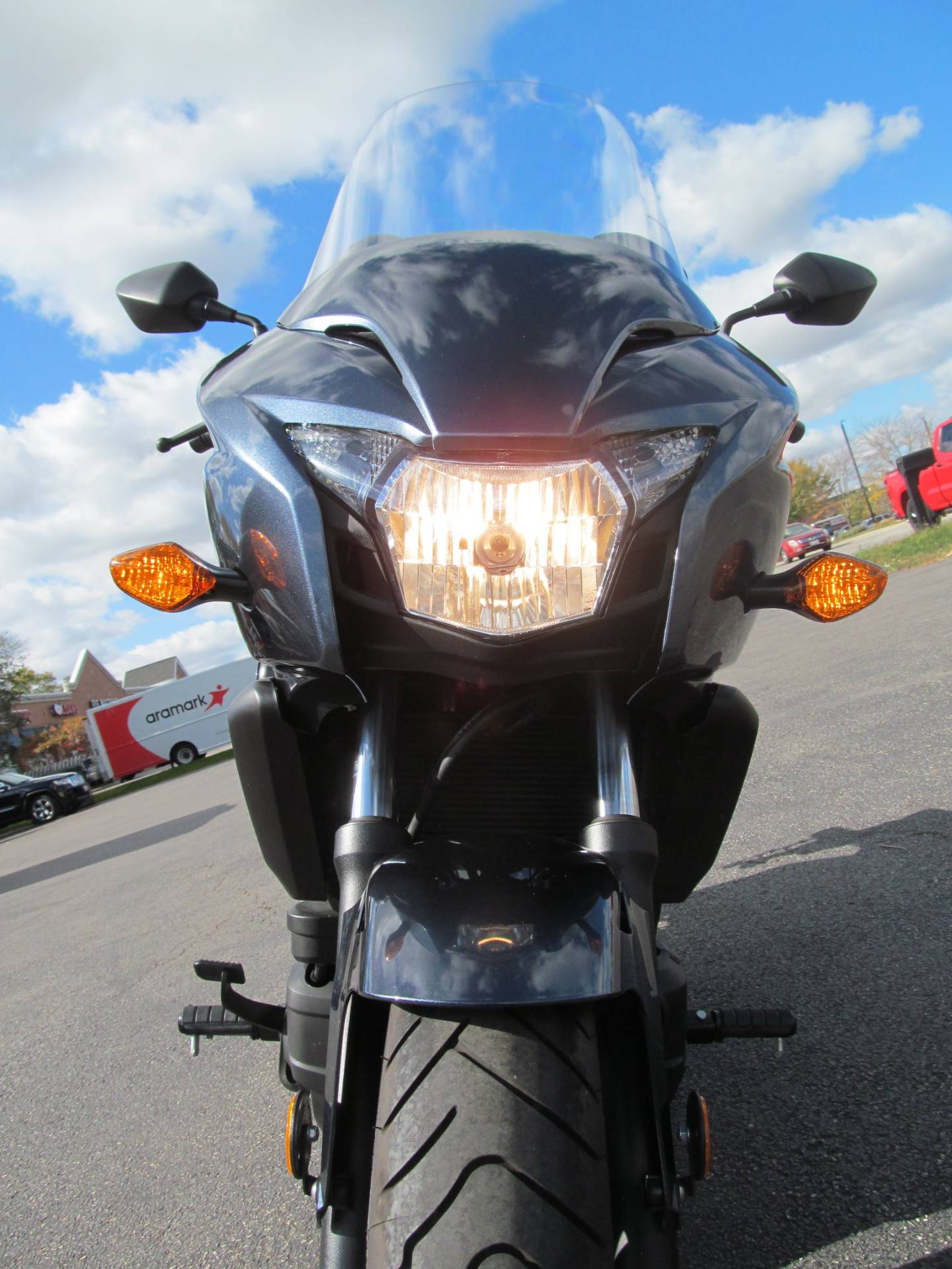 2015 Honda CTX®700 DCT ABS in Crystal Lake, Illinois - Photo 7