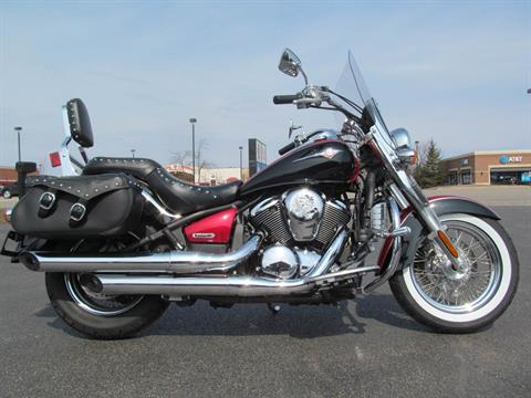 2008 Kawasaki Vulcan® 900 Classic LT in Crystal Lake, Illinois - Photo 1
