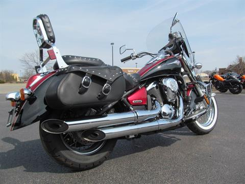 2008 Kawasaki Vulcan® 900 Classic LT in Crystal Lake, Illinois - Photo 5