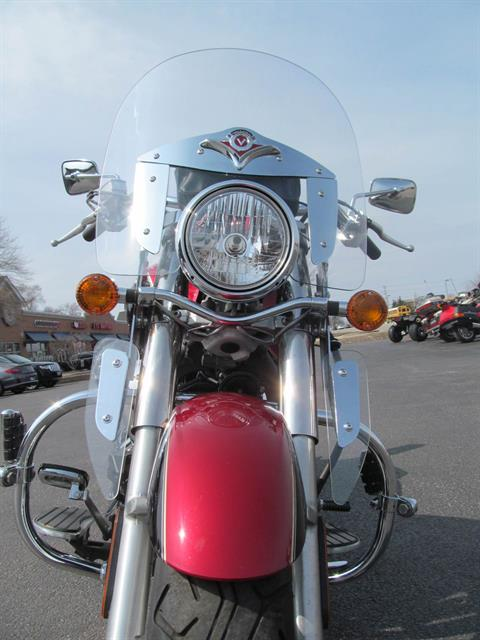 2008 Kawasaki Vulcan® 900 Classic LT in Crystal Lake, Illinois - Photo 7