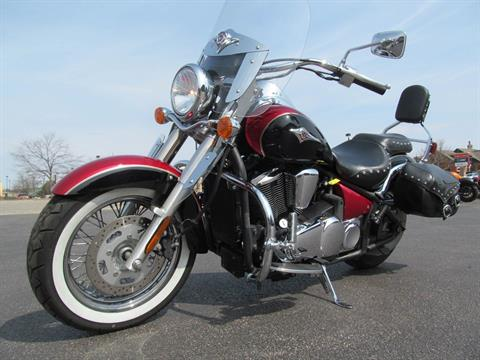 2008 Kawasaki Vulcan® 900 Classic LT in Crystal Lake, Illinois - Photo 4