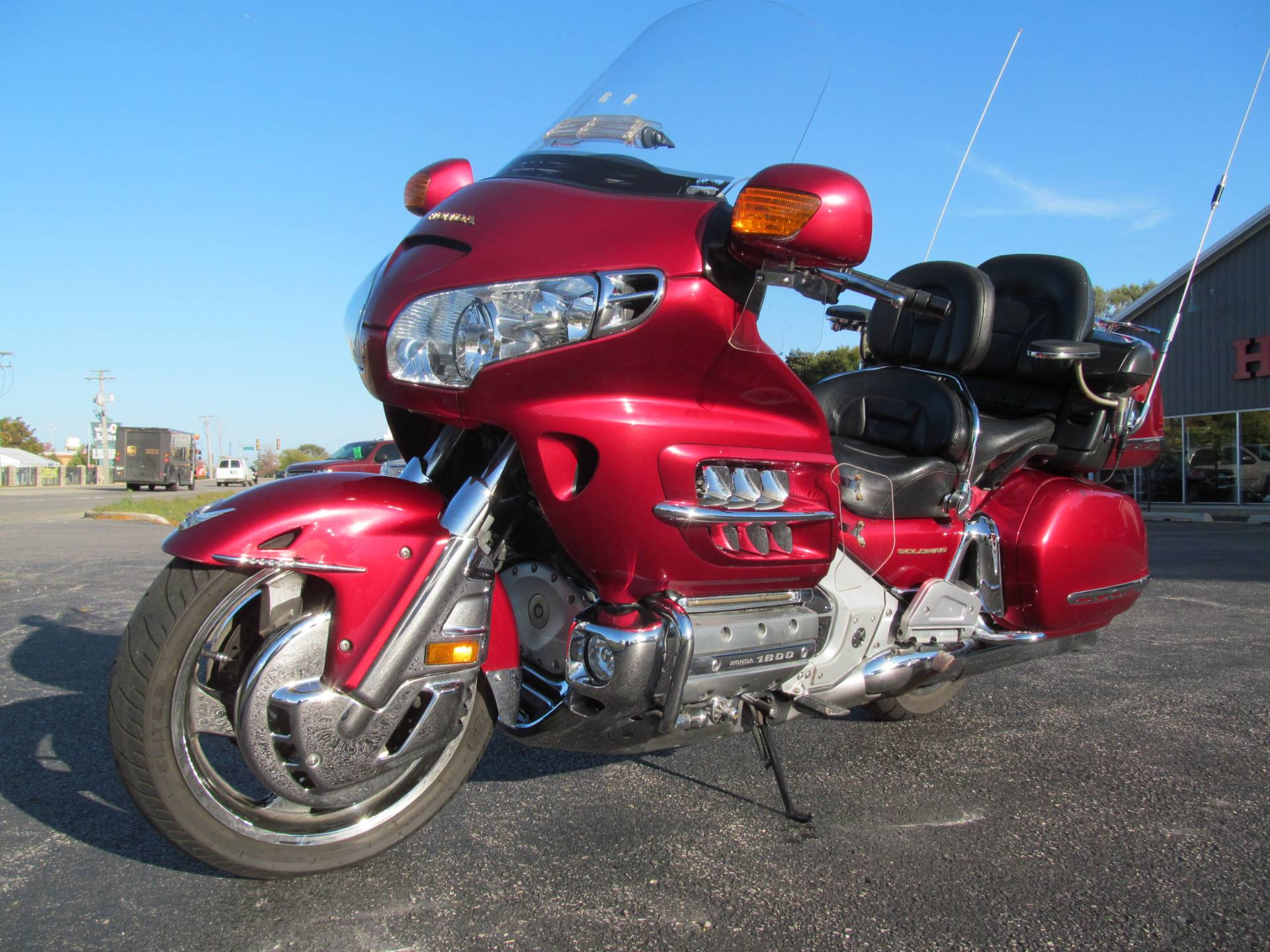 2003 Honda Gold Wing in Crystal Lake, Illinois - Photo 4