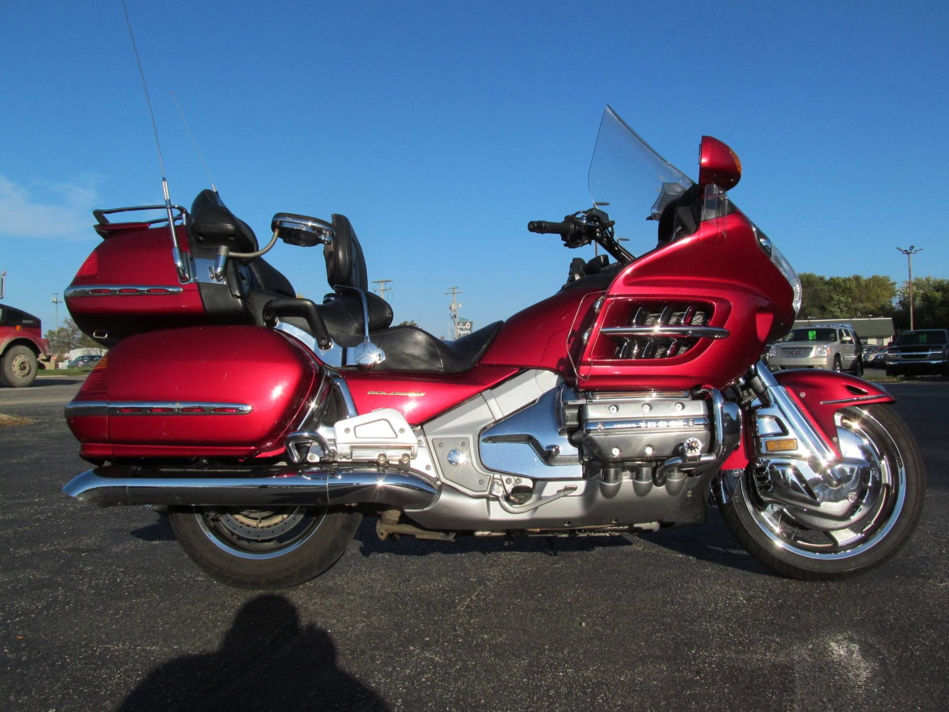 2003 Honda Gold Wing in Crystal Lake, Illinois - Photo 1