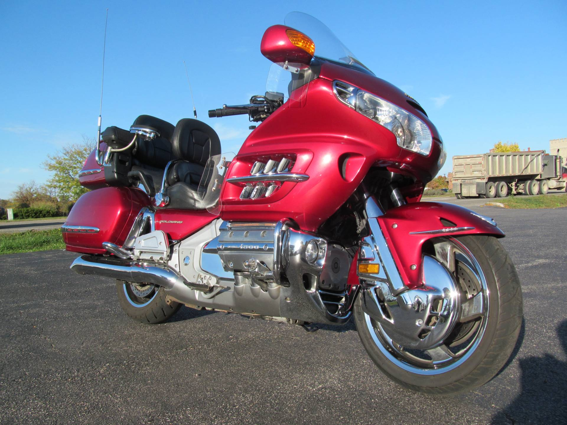 2003 Honda Gold Wing in Crystal Lake, Illinois - Photo 3