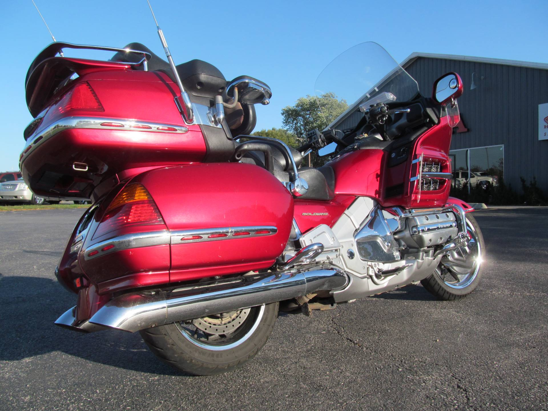 2003 Honda Gold Wing in Crystal Lake, Illinois - Photo 5