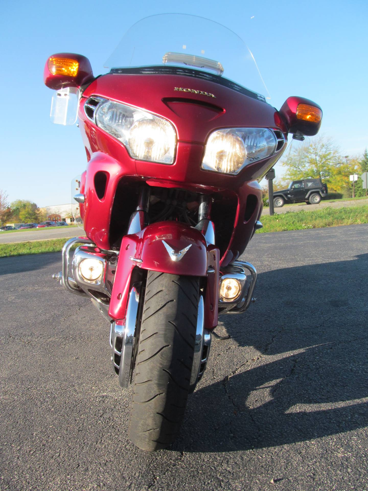 2003 Honda Gold Wing in Crystal Lake, Illinois - Photo 8