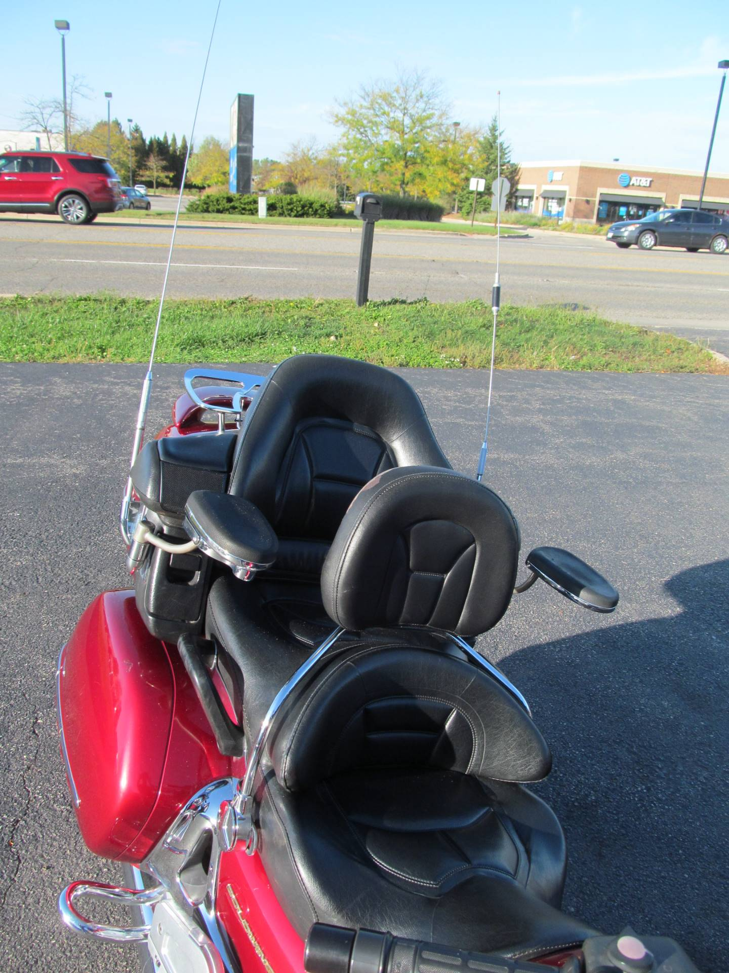 2003 Honda Gold Wing in Crystal Lake, Illinois - Photo 10