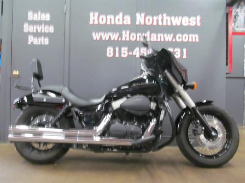 2010 Honda Shadow® Phantom in Crystal Lake, Illinois