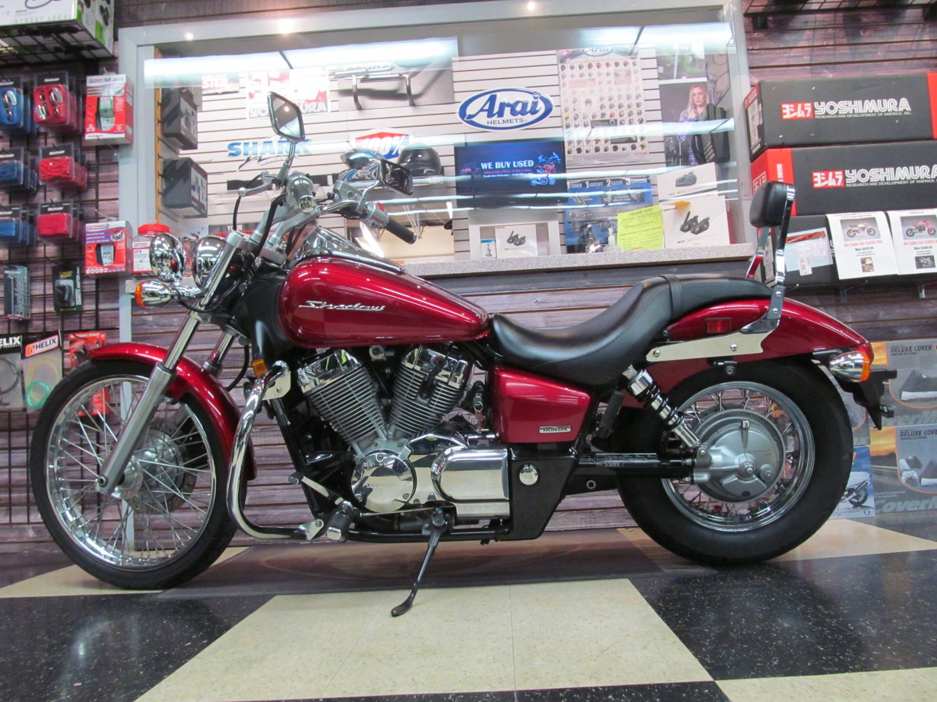 2009 Honda Shadow Spirit 750 in Crystal Lake, Illinois - Photo 2
