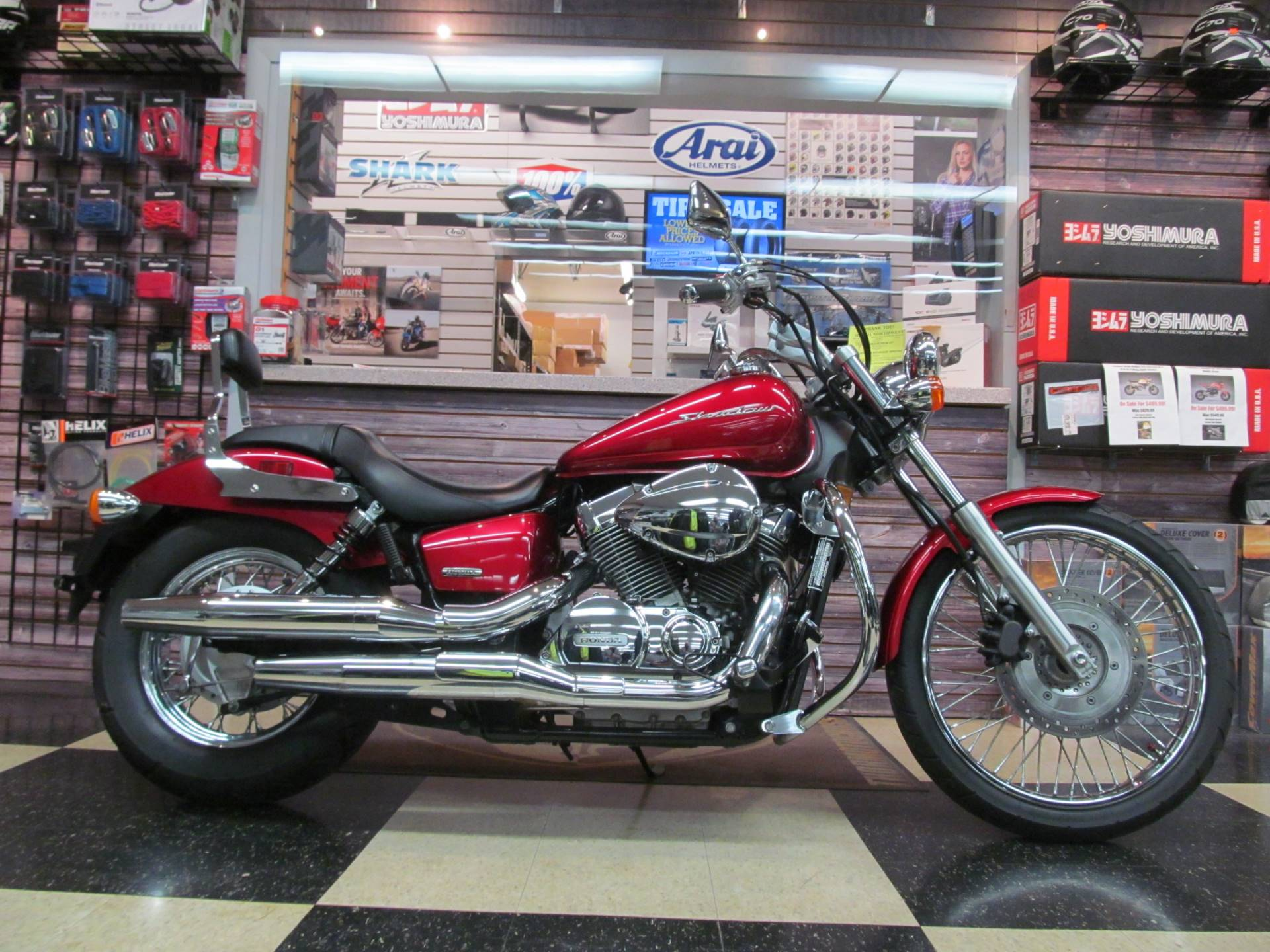 2009 Honda Shadow Spirit 750 in Crystal Lake, Illinois - Photo 1