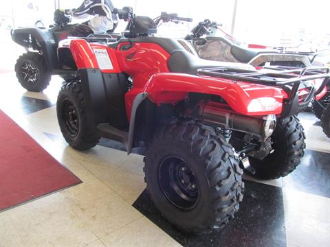 2017 Honda FourTrax Rancher 4x4 ES in Crystal Lake, Illinois
