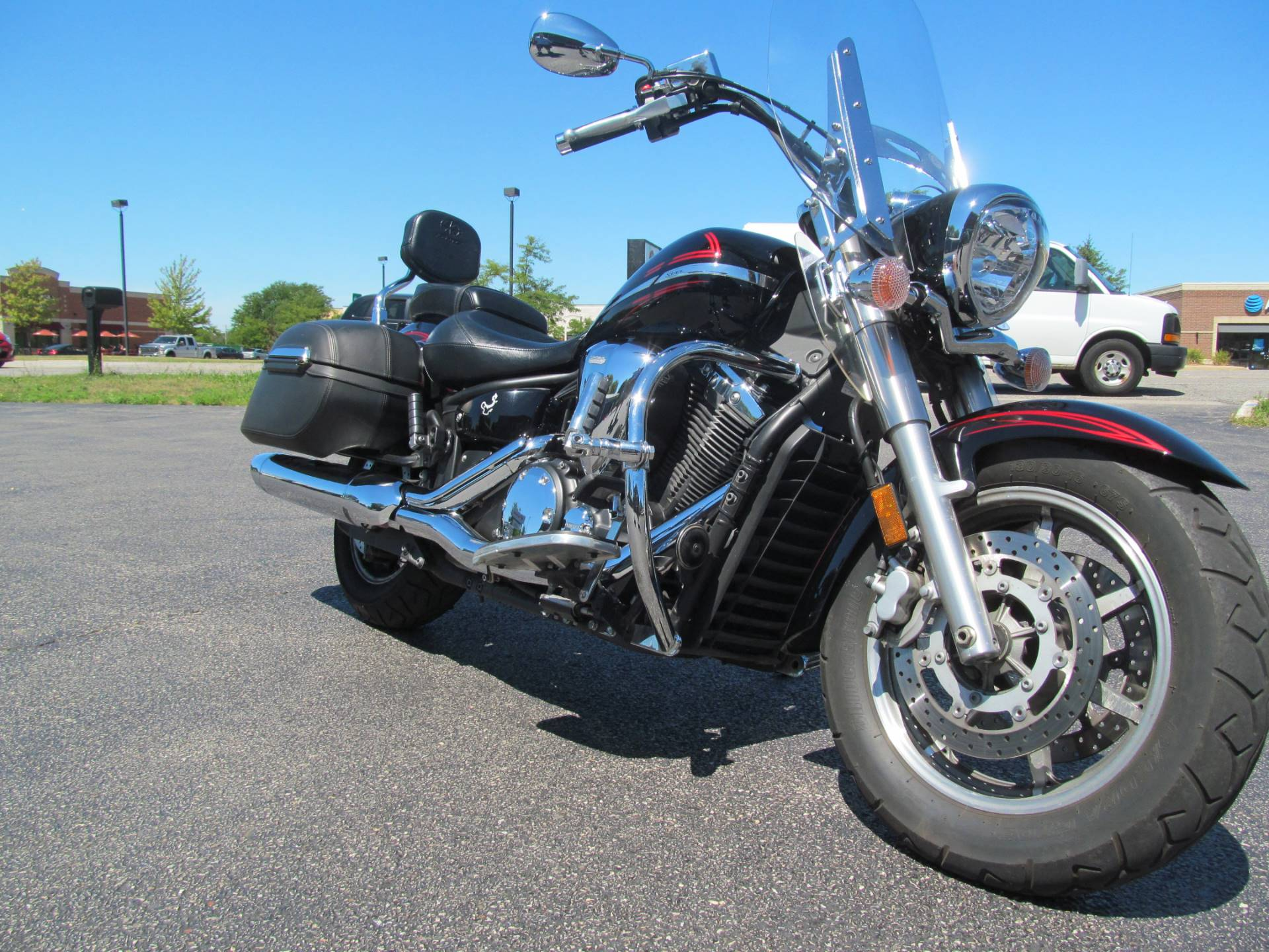 2009 Yamaha V Star 1300 Tourer in Crystal Lake, Illinois - Photo 3