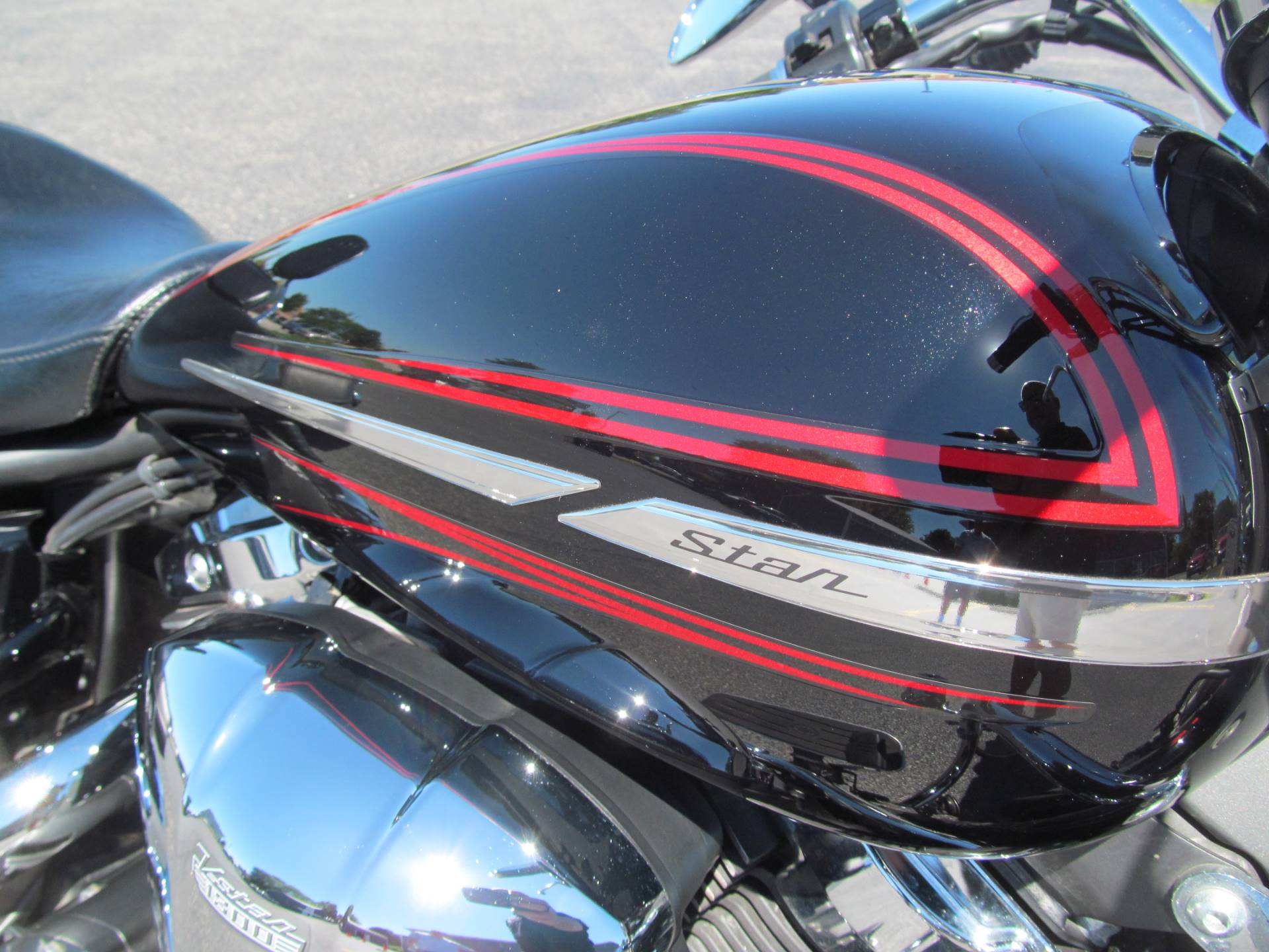 2009 Yamaha V Star 1300 Tourer in Crystal Lake, Illinois - Photo 9