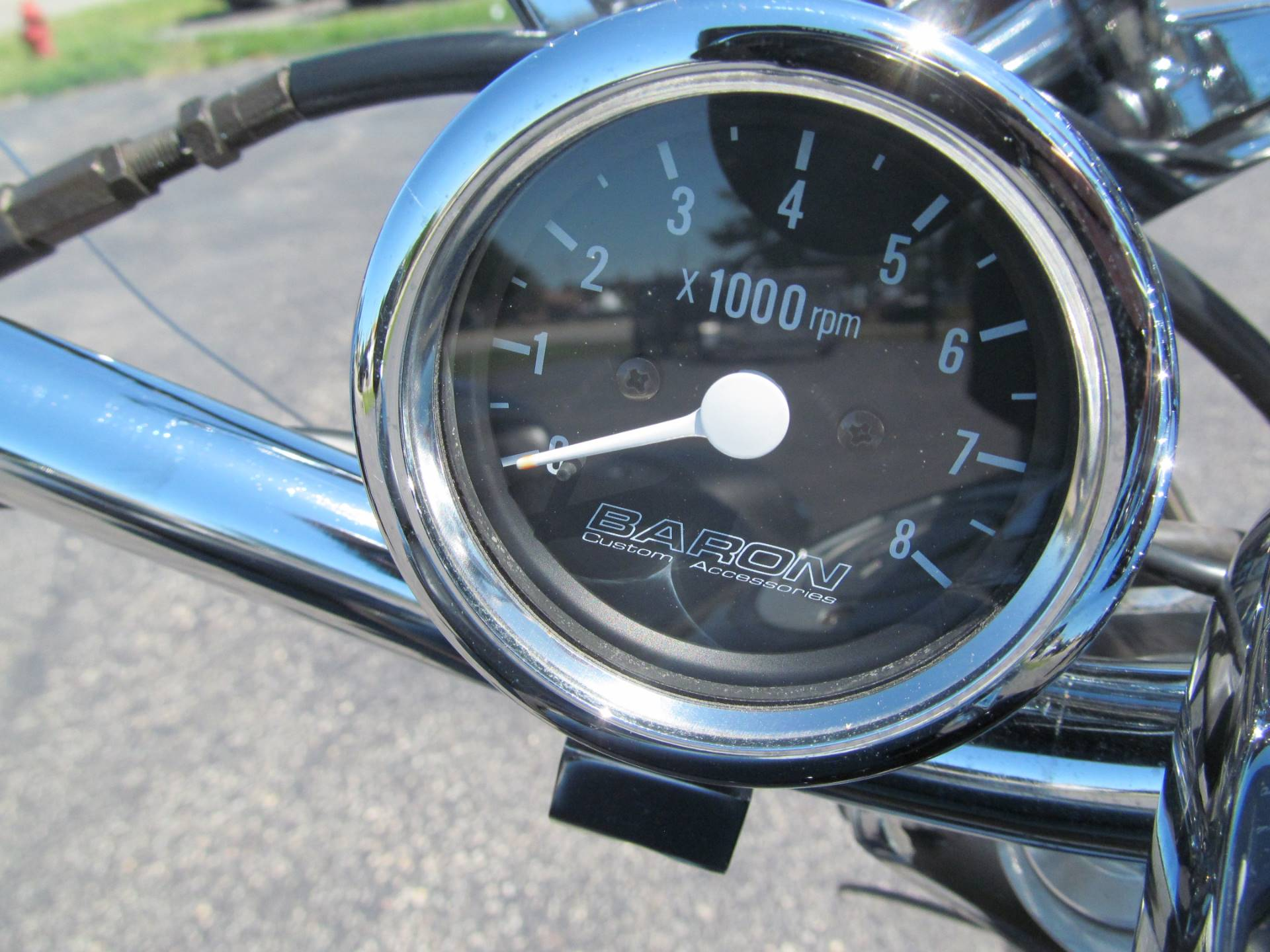 2009 Yamaha V Star 1300 Tourer in Crystal Lake, Illinois - Photo 11