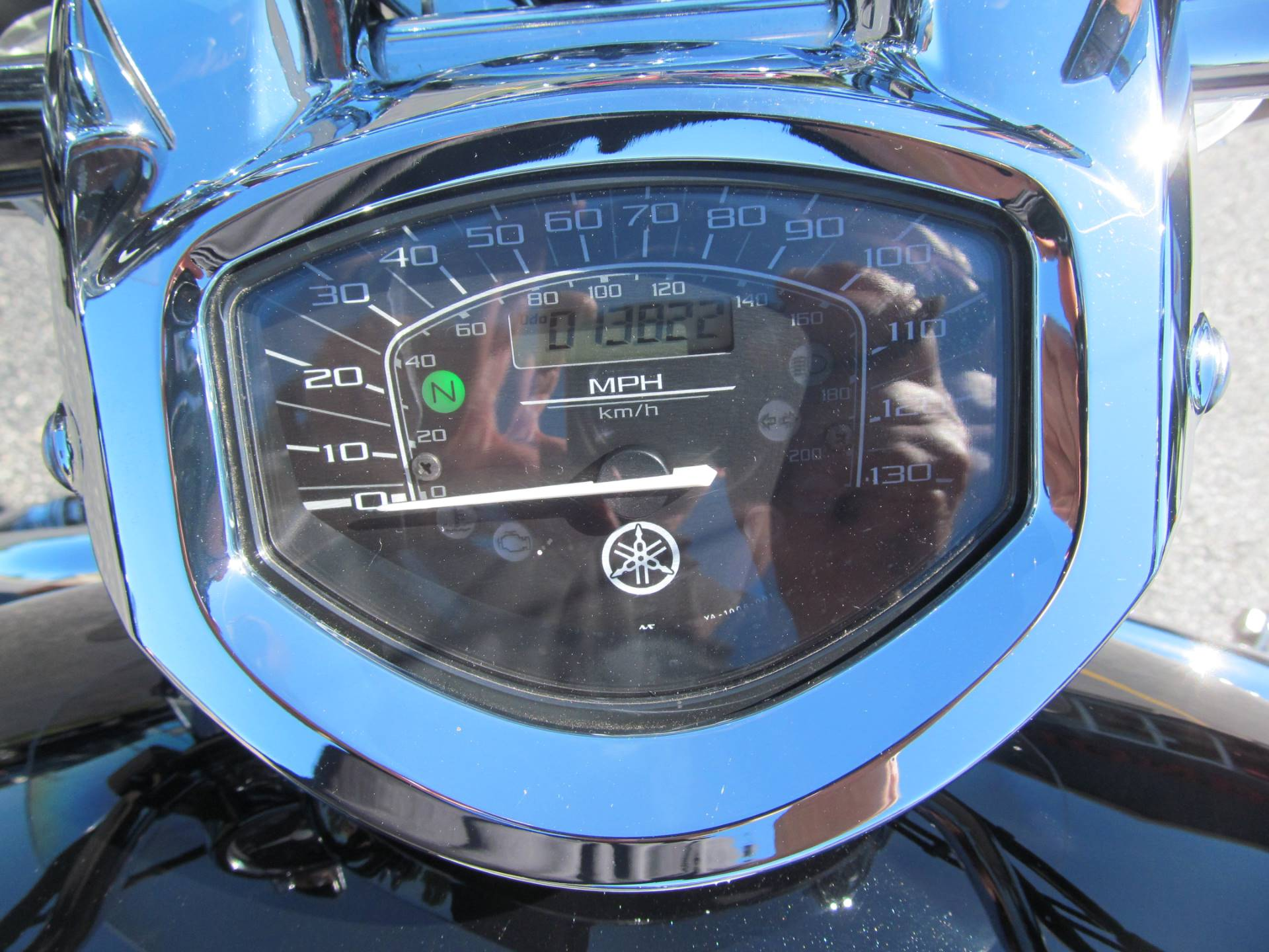 2009 Yamaha V Star 1300 Tourer in Crystal Lake, Illinois - Photo 13