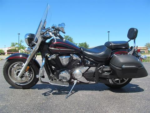 2009 Yamaha V Star 1300 Tourer in Crystal Lake, Illinois - Photo 2