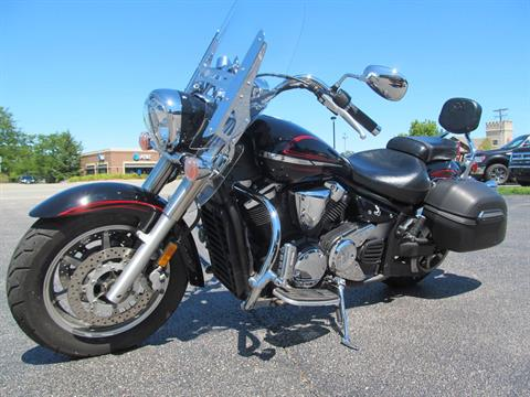 2009 Yamaha V Star 1300 Tourer in Crystal Lake, Illinois - Photo 4