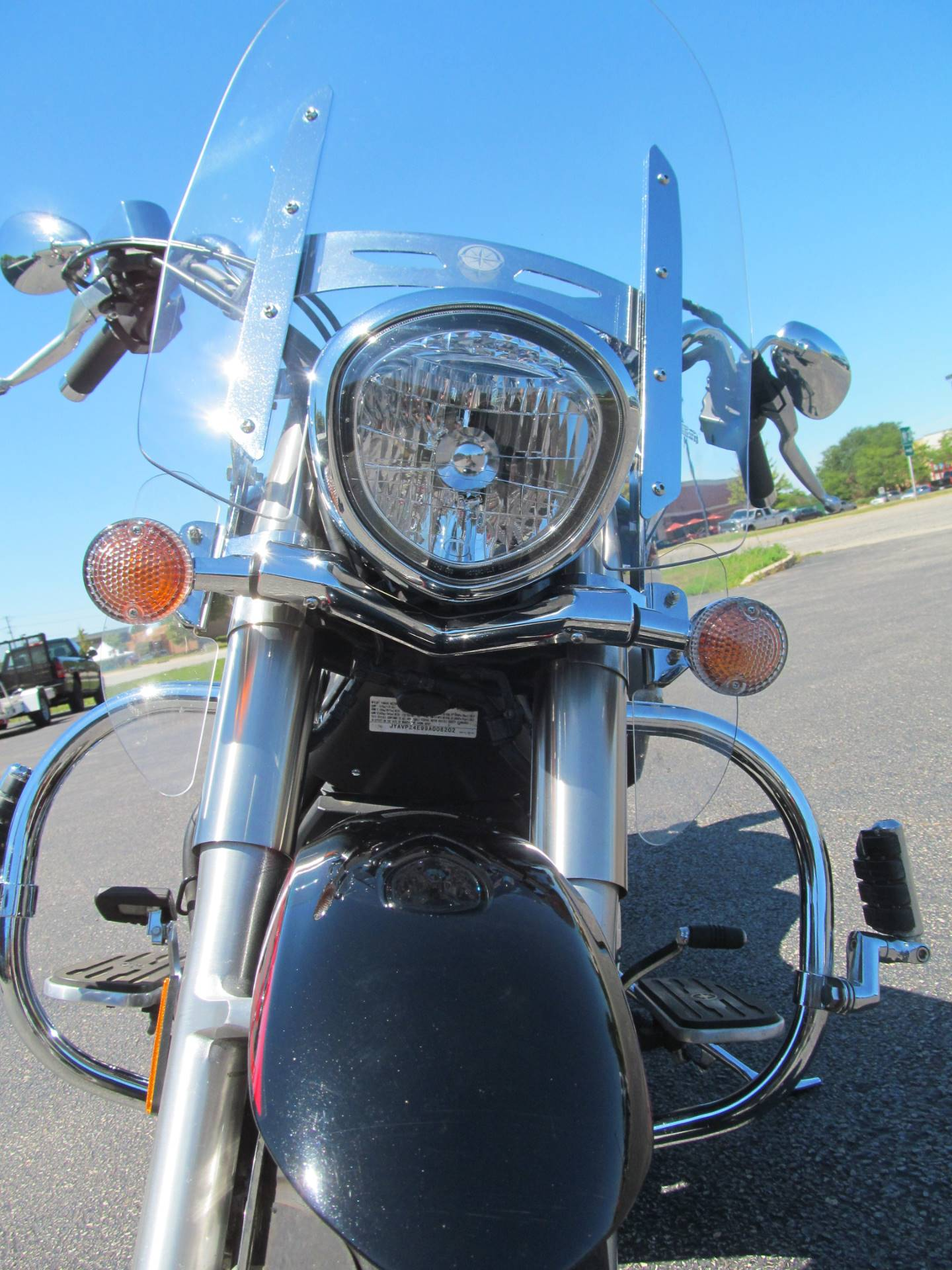 2009 Yamaha V Star 1300 Tourer in Crystal Lake, Illinois - Photo 12