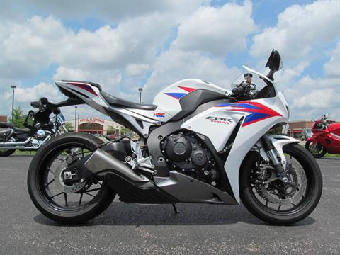 2012 Honda CBR®1000RR in Crystal Lake, Illinois