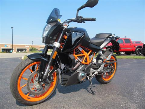 2016 KTM 390 Duke in Crystal Lake, Illinois
