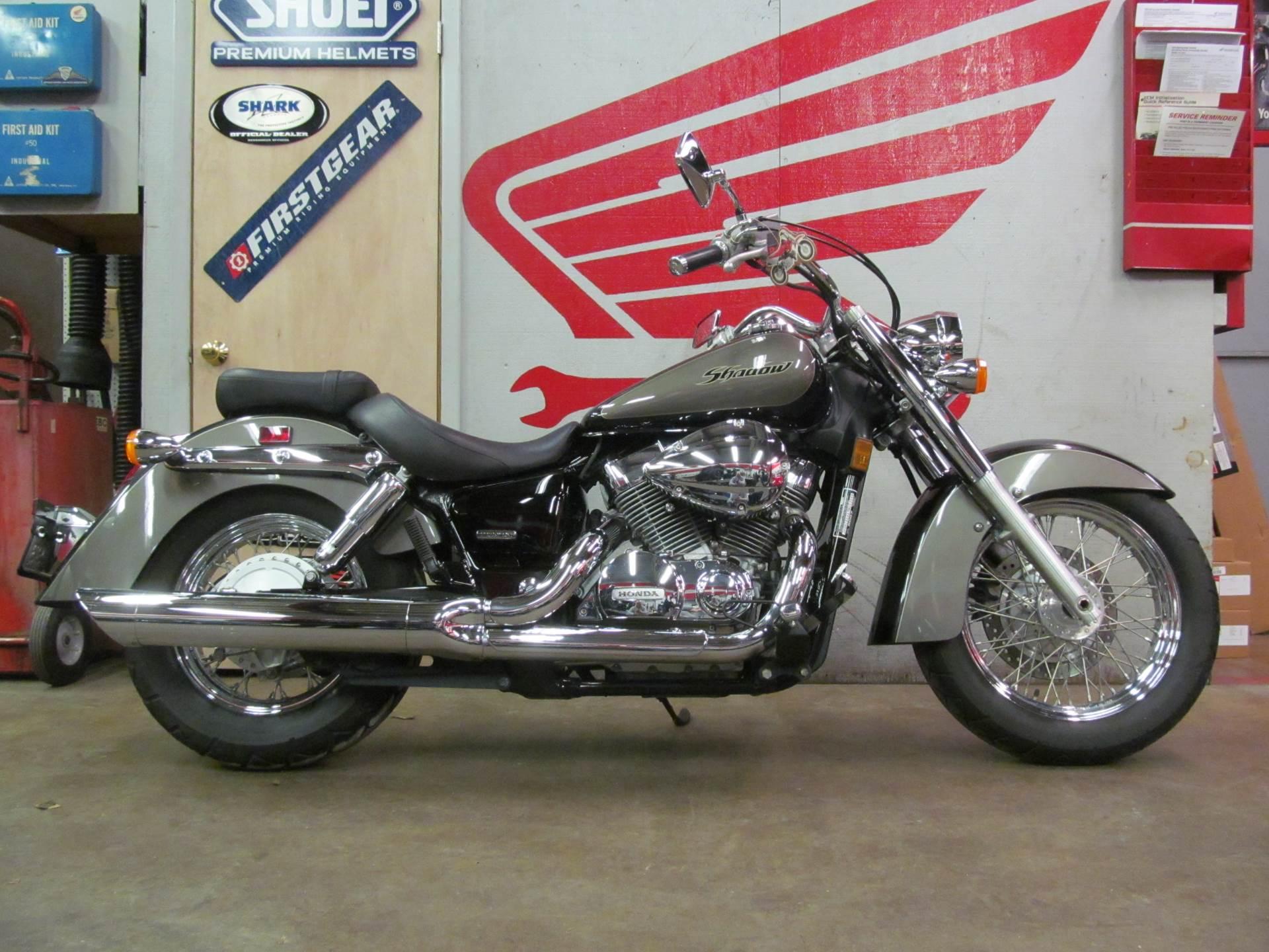 Used 2007 Honda Shadow Aero Motorcycles In Crystal Lake Il Stock