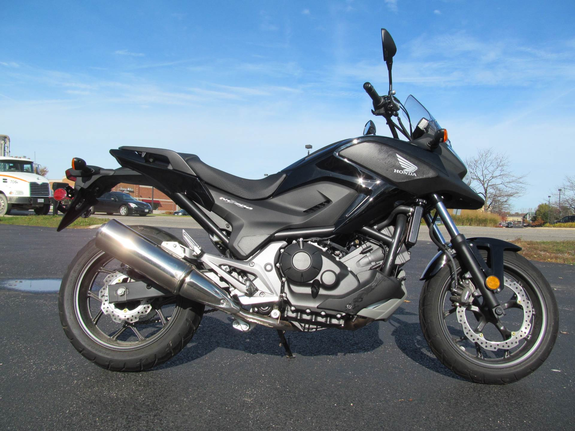 Used 2015 Honda Nc700x Motorcycles In Crystal Lake Il Stock