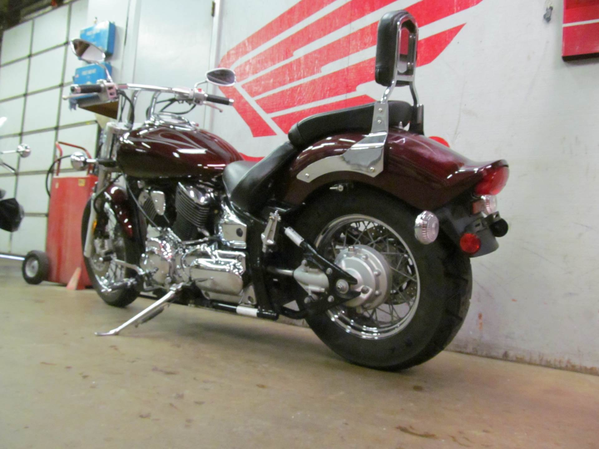 2007 Yamaha V Star® 1100 Custom in Crystal Lake, Illinois