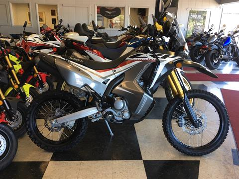 2018 Honda CRF250L Rally ABS in Crystal Lake, Illinois