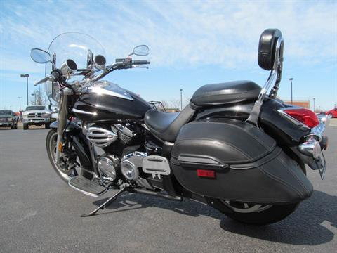2009 Yamaha V Star 950 Tourer in Crystal Lake, Illinois
