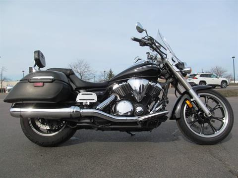 2009 Yamaha V Star 950 Tourer in Crystal Lake, Illinois - Photo 1