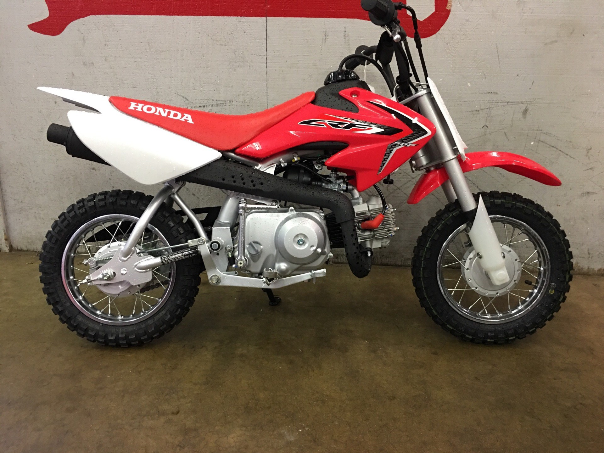 2019 Honda CRF50F in Crystal Lake, Illinois