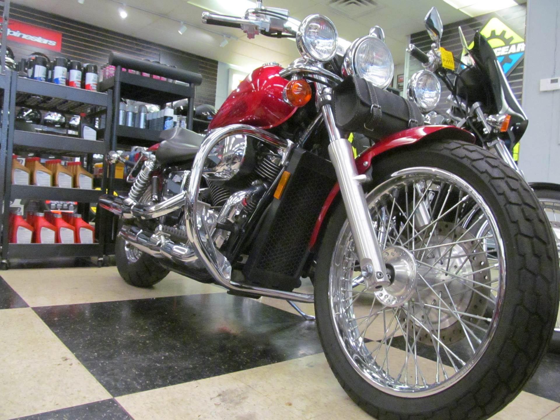 2006 Honda Shadow Spirit™ 750 in Crystal Lake, Illinois